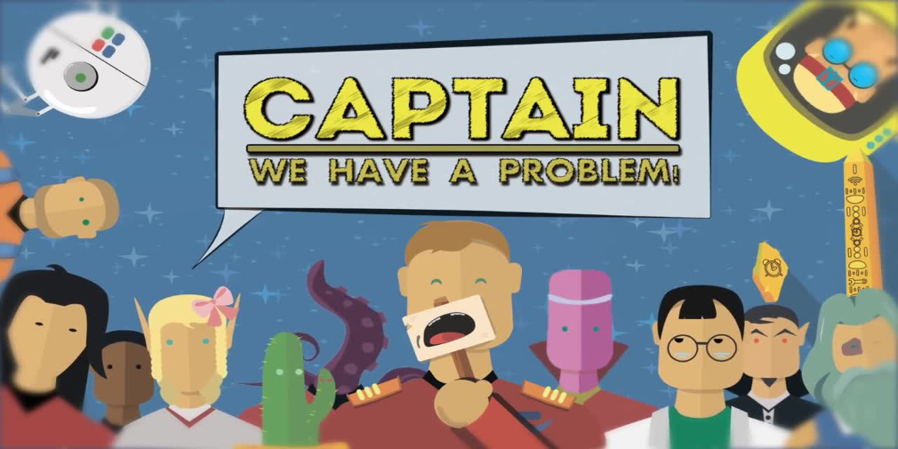 Captain We Have A Problem is basically Reigns in space