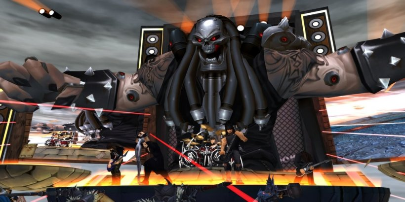 AdventureQuest 3D and Korn team up for a crossover event that involves mosh pit battles