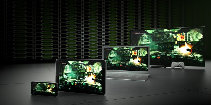 GeForce Now hands on - Ray tracing on your phone, powered by the cloud