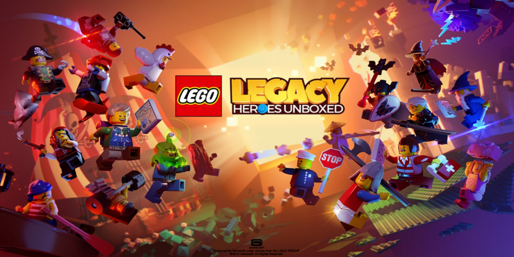 Lego Legacy: Heroes Unboxed is a Lego themed turn-based RPG, pre-register now