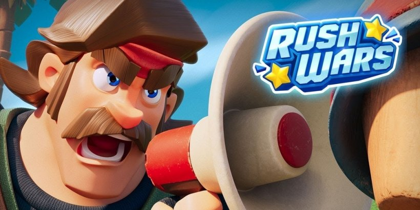 How to download Rush Wars Beta: Changing Regions