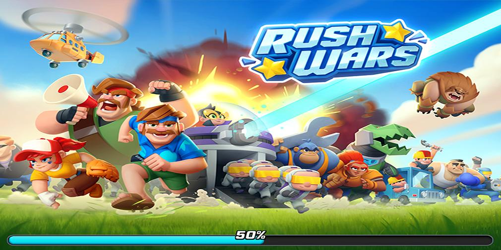 How and why you should join our team in Supercell's Rush Wars!