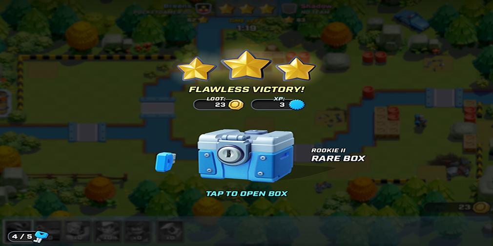 Rush Wars cheats, tips - How to earn more chests