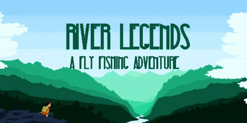 River Legends is an adventure RPG fishing game that's heading for iOS later this month