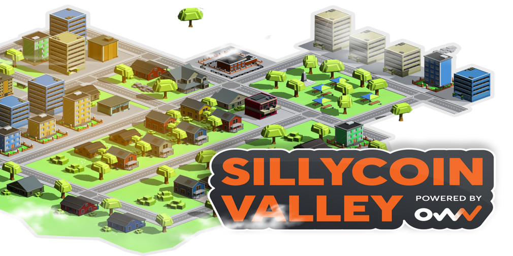 SillyCoin Valley is an investment simulator designed by an investment platform called Own