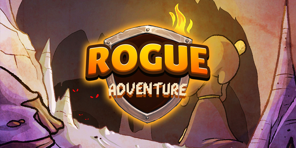 Rogue Adventure is a roguelike deckbuilder that's available now on Android