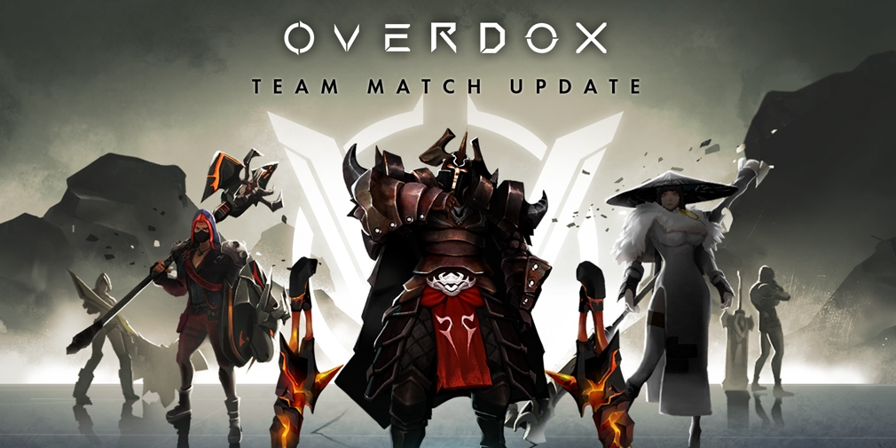 Overdox, the melee-focused battle royale, has introduced a new 4v4 Team Deathmatch mode