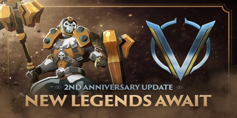 OVERDOX celebrates its 2nd anniversary with new Legendary Equipment Awakening system and a lot of events