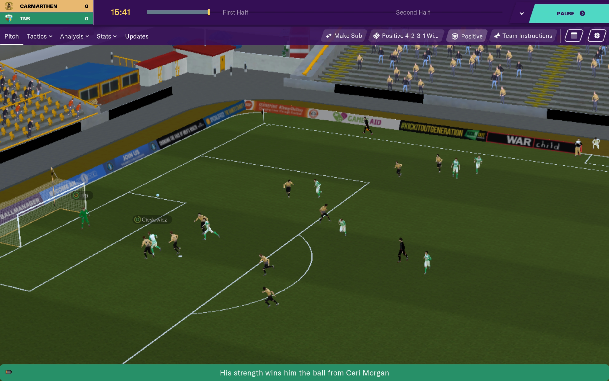 Football Manager 2020 Touch new features – This season's additions explained