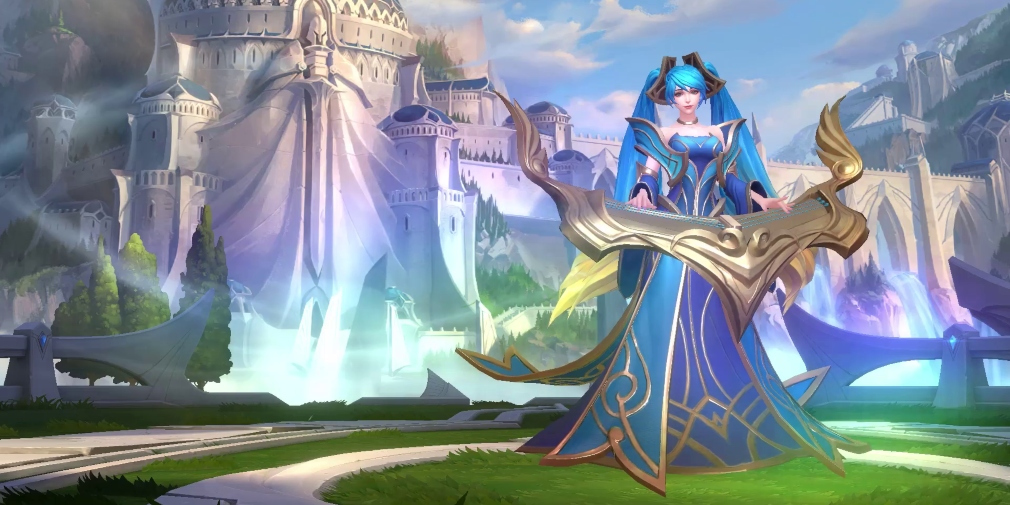 League of Legends : Wild Rift lance une bêta fermée en Asie