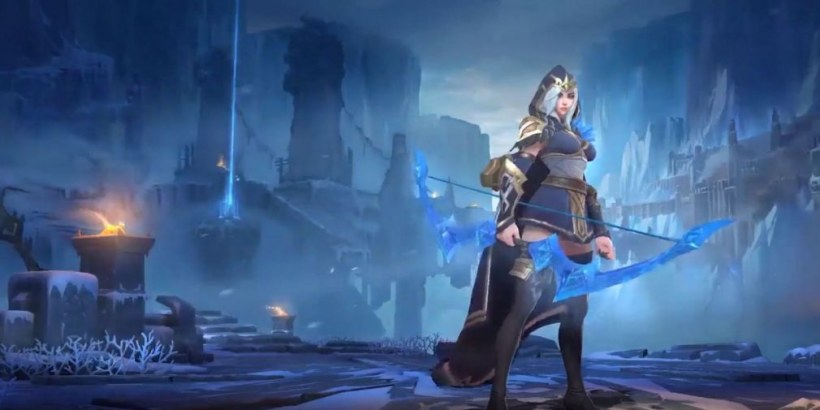 LoL: Wild Rift Ashe Champion Guide: Best build, items, and everything you need to know