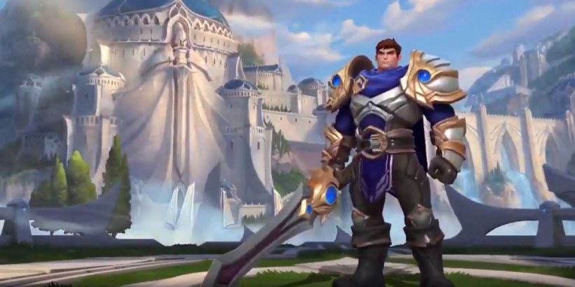 LoL: Wild Rift Garen Champion Guide: Best build, items, and everything you need to know