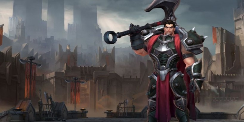 LoL: Wild Rift Darius Champion Guide: Best build, items, and everything you need to know