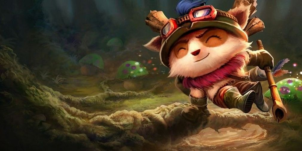 Wild Rift Teemo - Patch notes 2.0