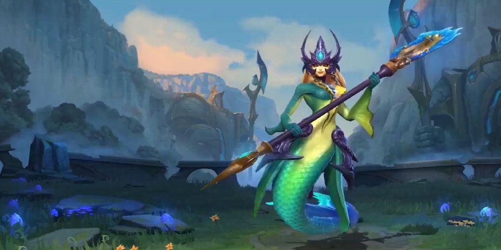 LoL: Wild Rift Nami Champion Guide: Best build, items, and everything you need to know