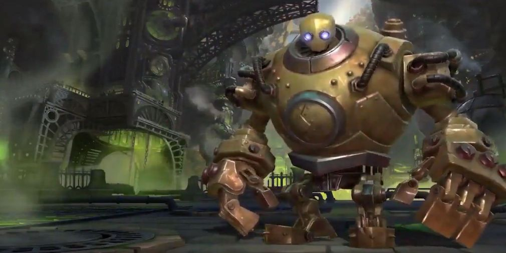 LoL: Wild Rift Blitzcrank Champion Guide: Best build, items, and everything you need to know