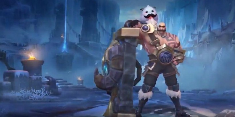 LoL: Wild Rift Braum Champion Guide: Best build, items, and everything you need to know