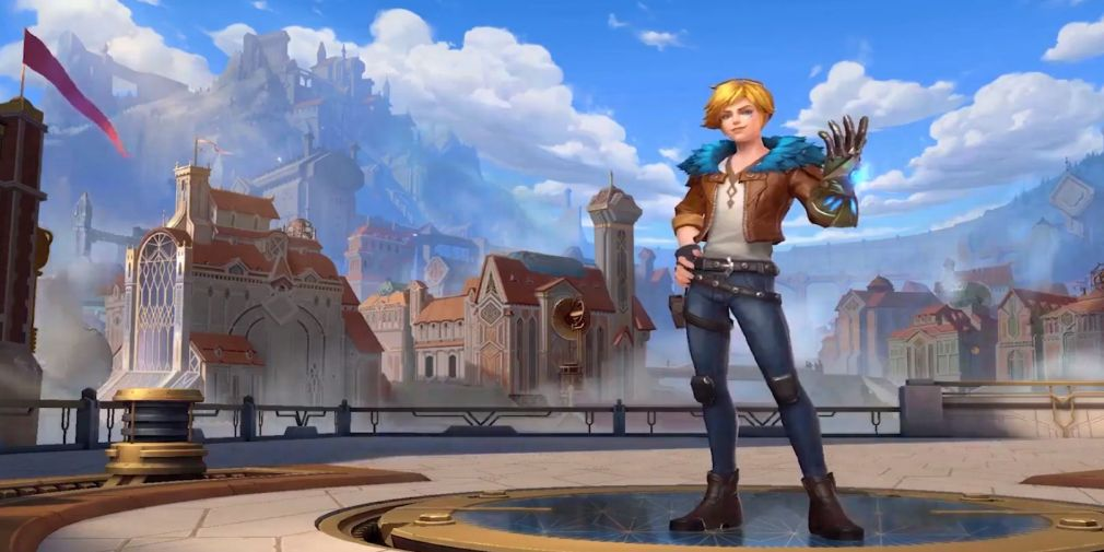LoL: Wild Rift Ezreal Champion Guide: Best build, items, and everything you need to know