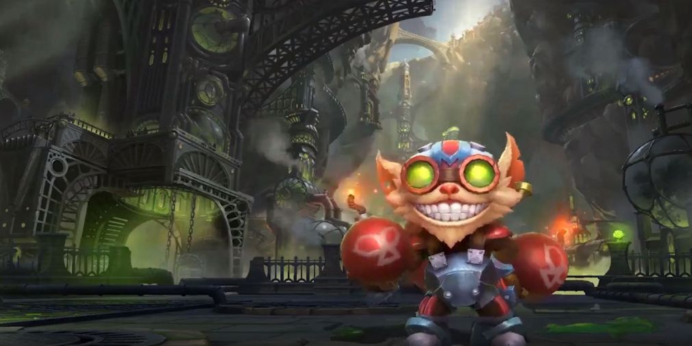 LoL: Wild Rift Ziggs Champion Guide: Best build, items, and everything you need to know