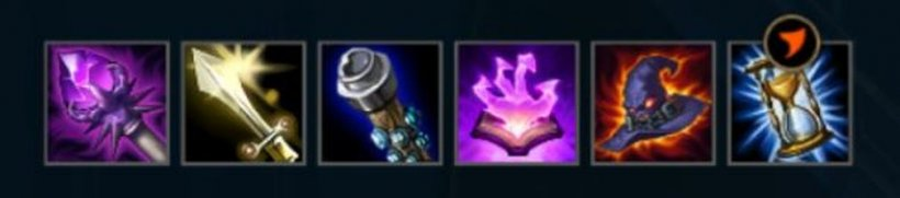 wild rift diana best items