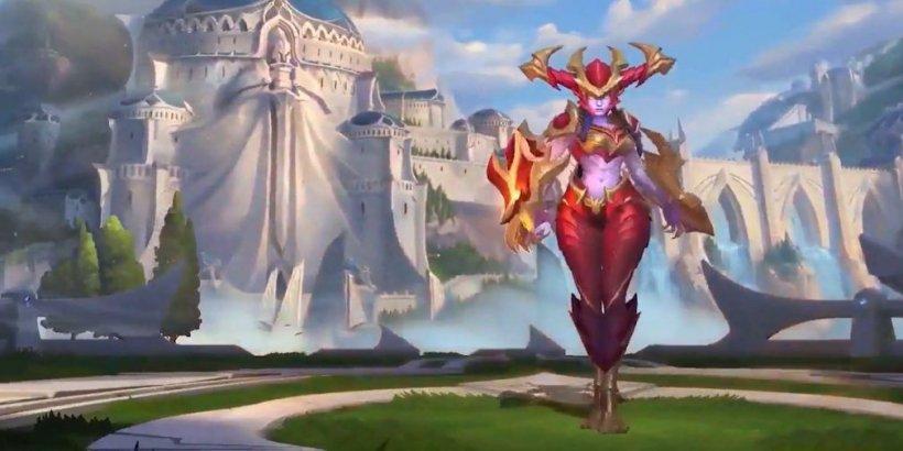LoL: Wild Rift Shyvana Guide: Best build, items, runes
