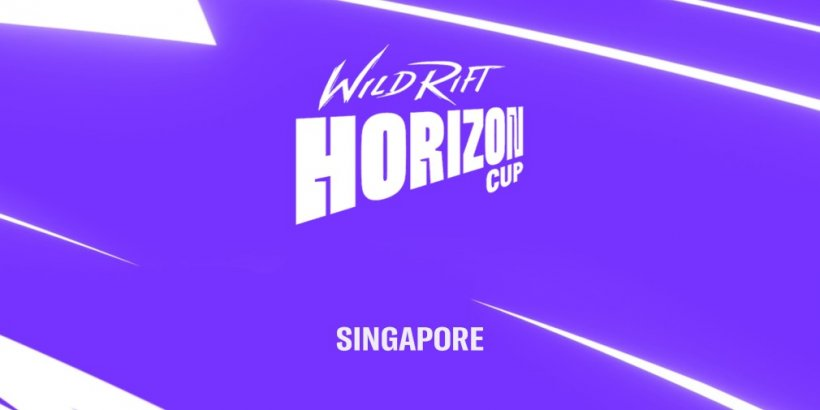 Wild Rift is hosting its first ever Horizon Cup tournament in November