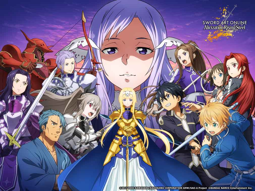 Interview with Sword Art Online: Alicization Rising Steel producer Yasukazu Kawai (Pt. 1)