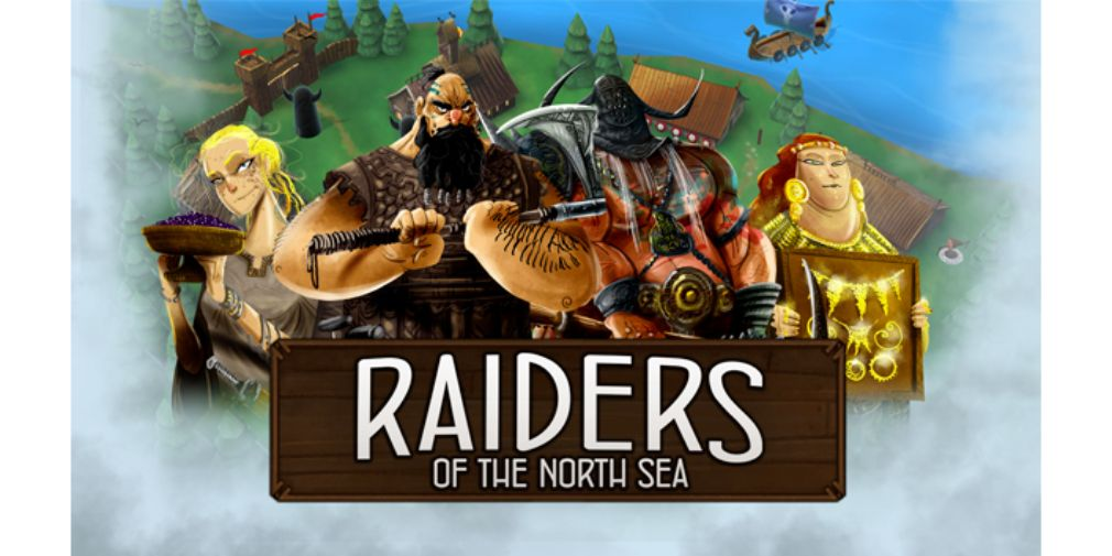 "Raiders of the North Sea review - ""Recruit, Raid, Refine"""