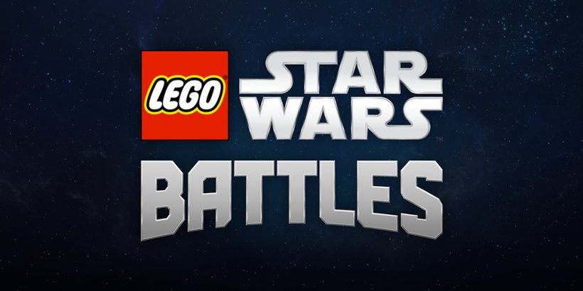 Lego Star Wars Battles is a deck builder/strategy game coming to iOS and Android next year