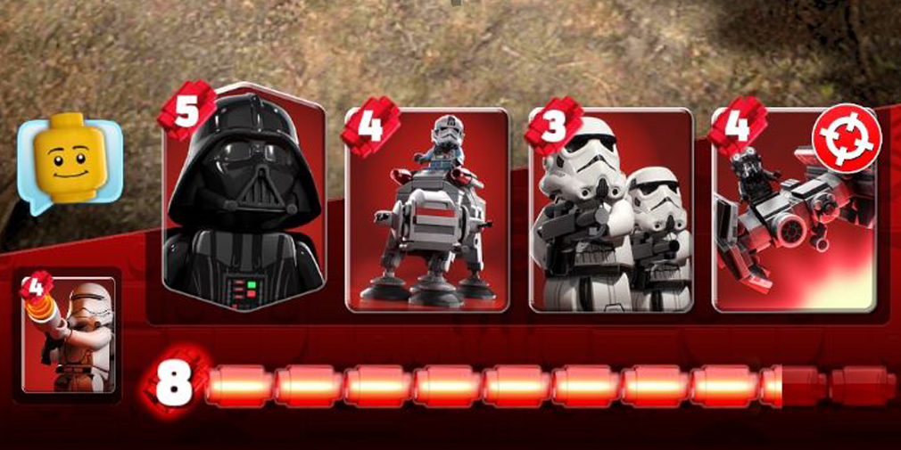LEGO Star Wars Battles may not be the Star Wars game you're looking for