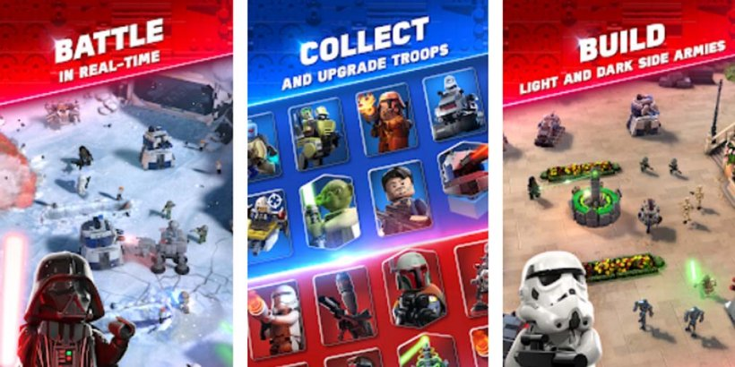 LEGO Star Wars Battles, the real-time PVP tower defense from Playdemic, has shut down after two years in beta