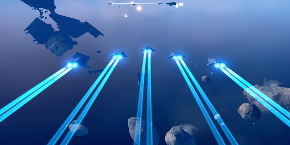 Homeworld Mobile, a spin-off of the popular strategy game series, has been announced