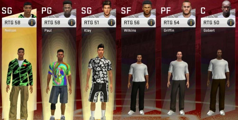 NBA 2K20: три различия между 2K20 и NBA 2K Mobile