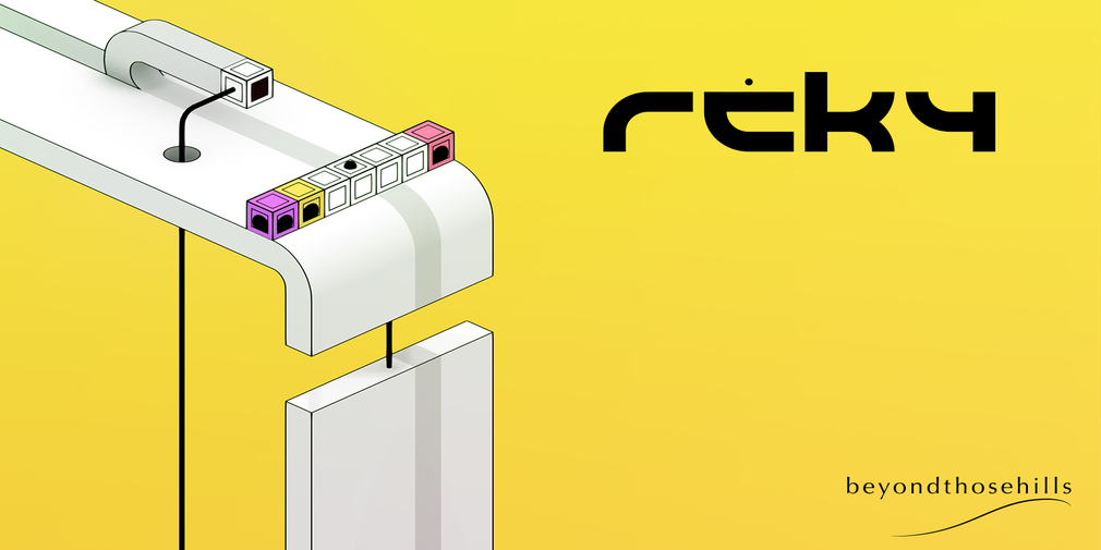 App Army Assemble: Reky - Is this Bauhaus-inspired puzzler a must-buy on mobile?