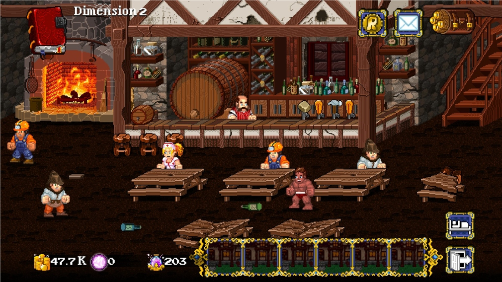 Soda Dungeon 2, Armor Games' sequel to the popular turn-based RPG, is available now for Android in Early Access