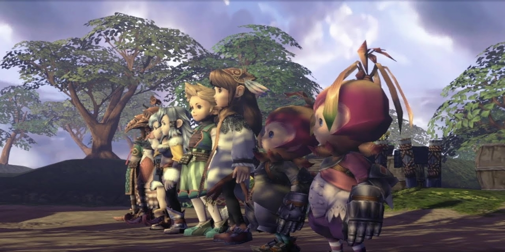 Final Fantasy Crystal Chronicles is making a comeback on Nintendo Switch