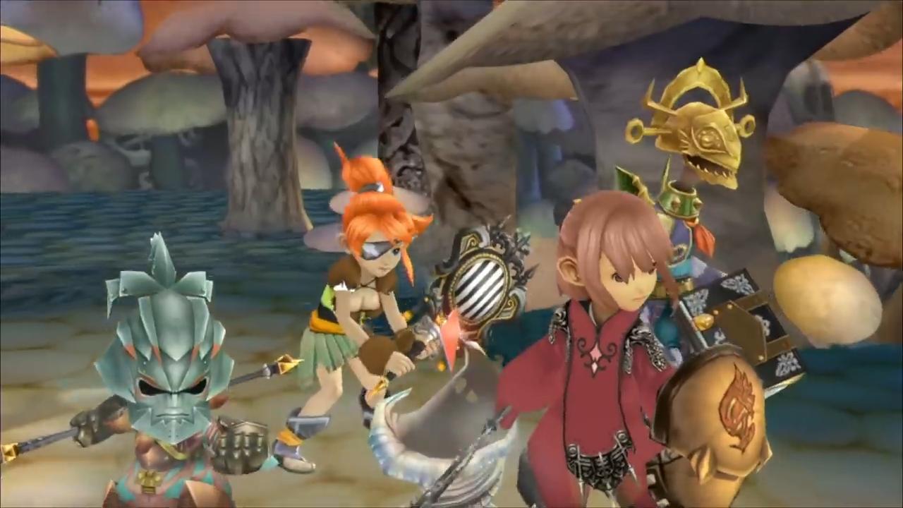 Final Fantasy Crystal Chronicles explique son modèle économique et s'offre une nouvelle bande annonce avant sa sortie sur mobiles en août