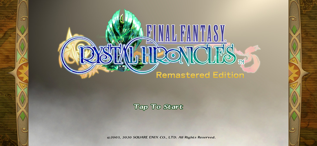 How to choose your Race and Trade in Final Fantasy: Crystal Chronicles Remastered