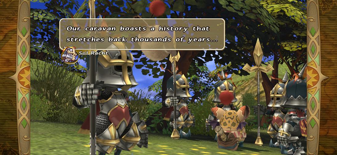 Как играть в кросс-системный мультиплеер в Final Fantasy Crystal Chronicles Remastered