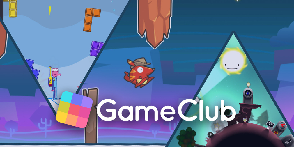 GameClub announces a further nine games heading to the service soon alongside expanding their family-sharing feature
