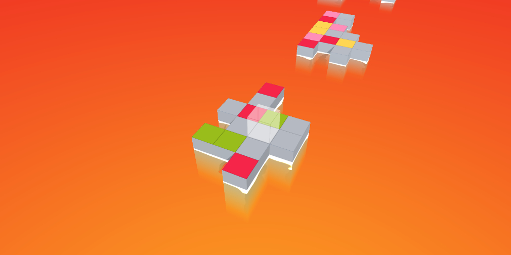 An Infinite Calm is a relaxing, meditative, never-ending puzzler