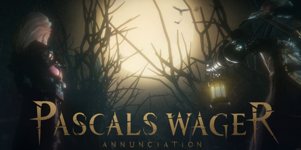 Pascal's Wager, part of Apple's 'By Innovation Only' event, channels Bloodborne and The Witcher