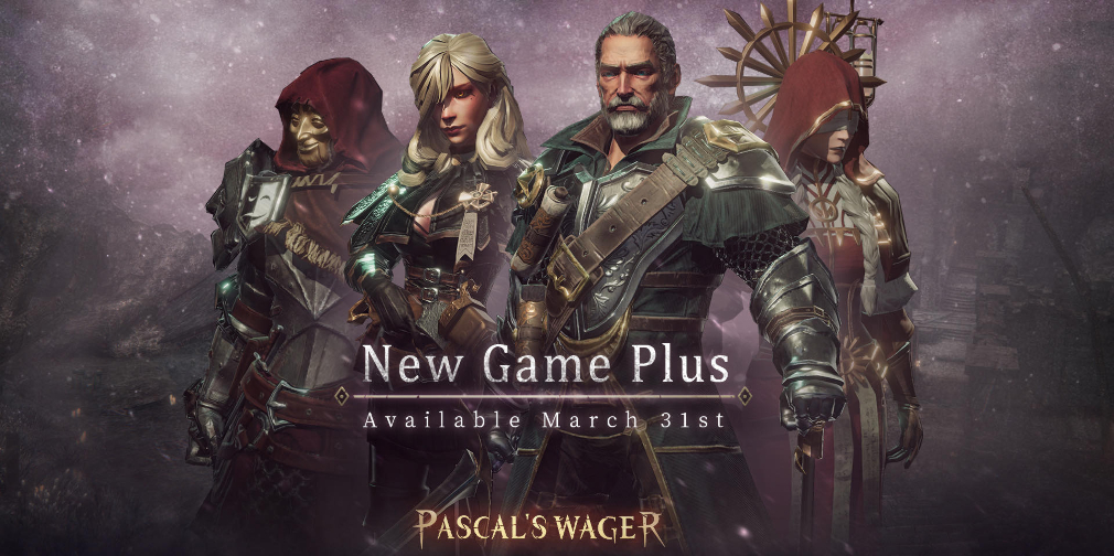 Pascal's Wager gets a bumper update that adds New Game Plus and fixes a number of known issues