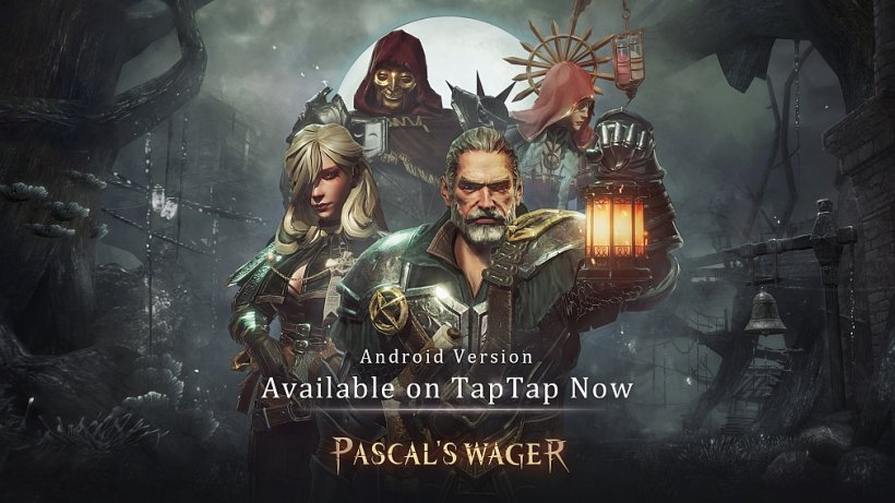 Everything you need to know about Dark-Souls inspired ARPG, Pascal's Wager - now available for Android