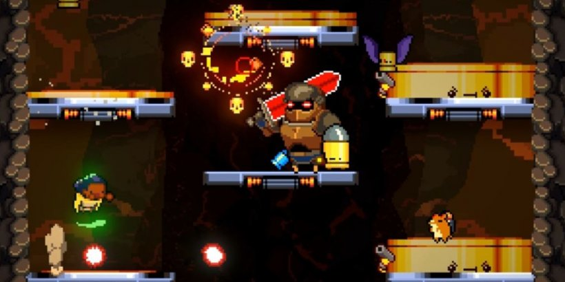 Exit the Gungeon: Tips to help on your climb