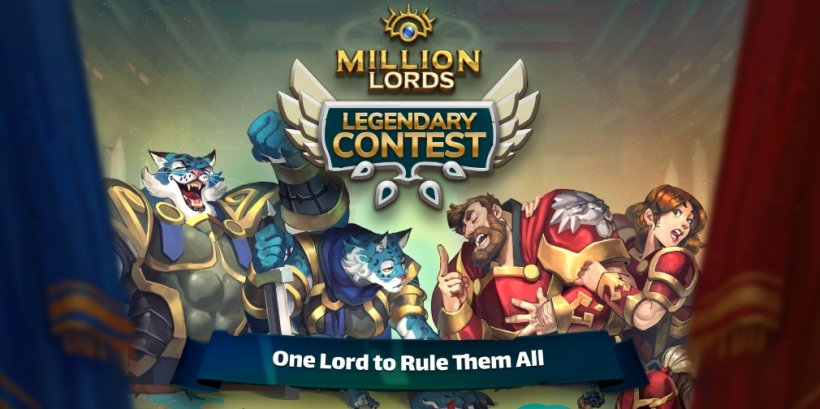 Million Lords' first esports tournament draws to a close ahead of a major update that's arriving in June