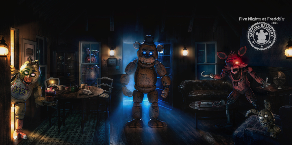 Five Nights at Freddy's AR: Special Delivery announced, now open for pre-registration
