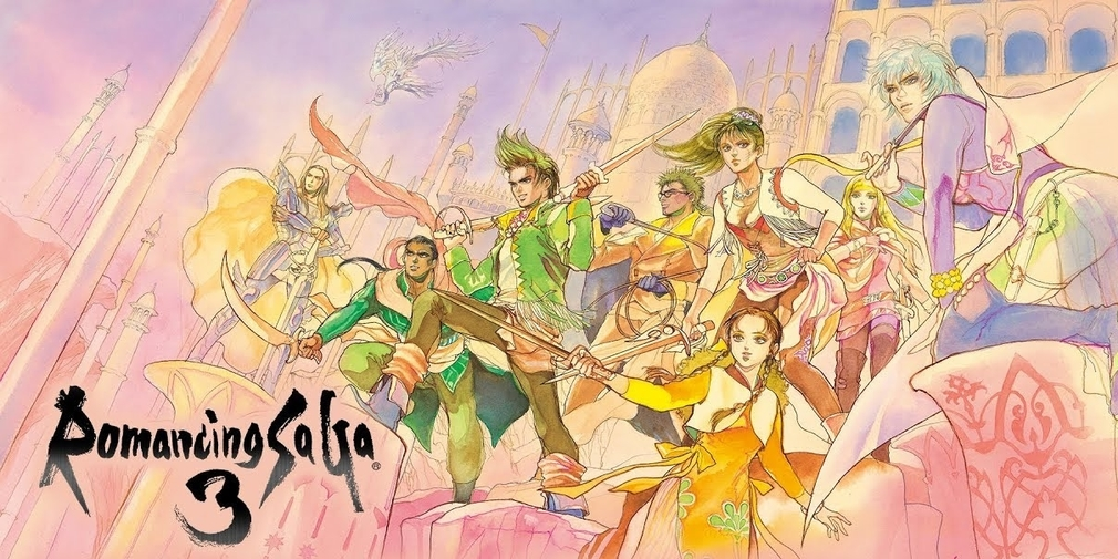 Romancing SaGa 3 is heading West for the first time to a plethora of devices in November