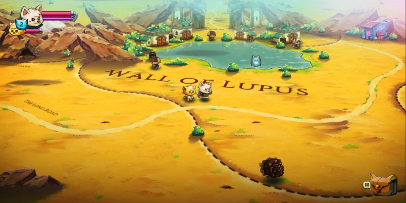 Cat Quest II developers reveal new details about their upcoming RPG for Switch and Apple Arcade