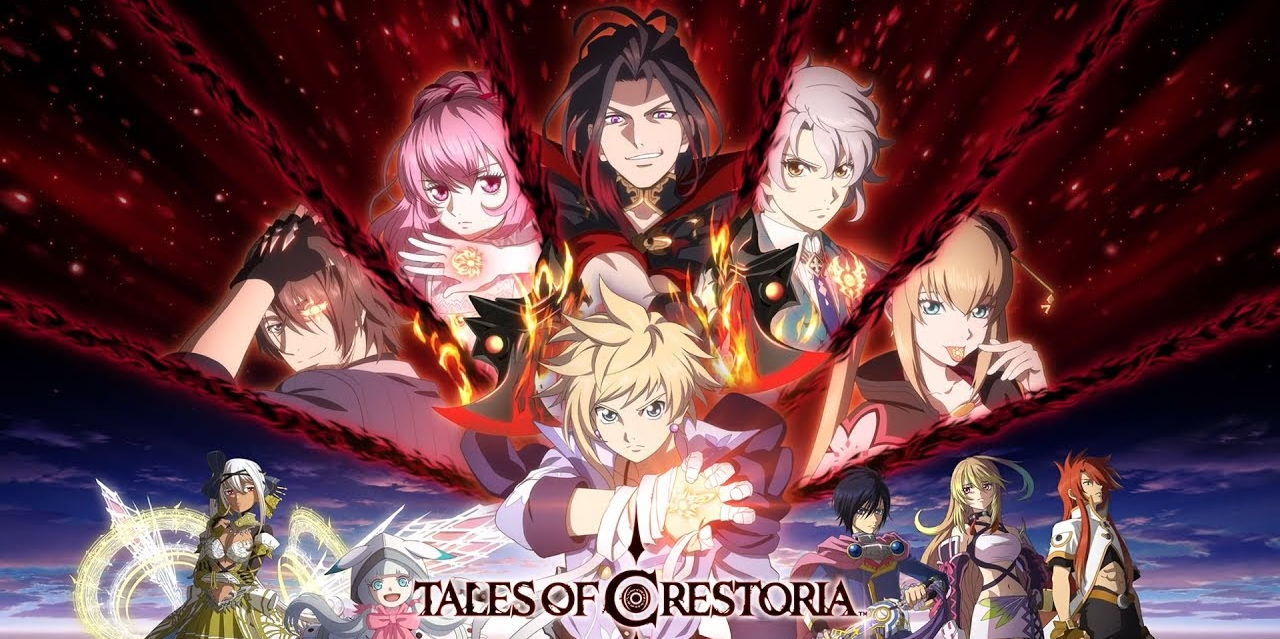 Tales of Crestoria opens for pre-registration ahead of its June 30th launch for iOS and Android